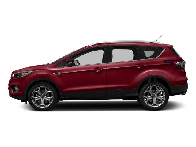 2018 Ford Escape Titanium Milwaukee Wi Glendale West
