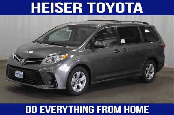 2020 toyota sienna le 8 passenger milwaukee wi glendale west allis new berlin wisconsin 5tdkz3dc9ls087659 heiser automotive group